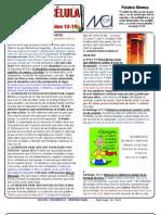 Venciendo el Desanimo - Noticelula de la Misión Carismática Internacional de Cali Colombia