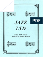JAZZ LTD (500 Tunes Real Book Missed)