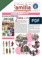 EL AMIGO DE LA FAMILIA domingo 12 enero 2014