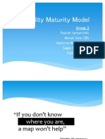 Group 2_Capability Maturity Model (CMM)