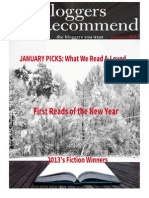 Bloggers Recommend - January 2014