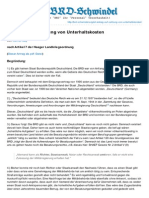 Brd-schwindel.org-EilAntrag Auf Zahlung Von Unterhaltskosten