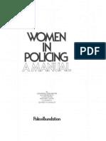 Milton, C. H. Et. Al. - Women in Policing