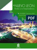Nuevo León rumbo a la vicepresidencia del CIAPEM 2009-2010
