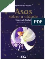 Conto de Natal Rosa Lobato Faria