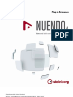 Nuendo 4 Plug-In Reference Es