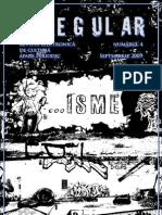 """[Irregular] Revista Irregular, Numărul 4, septembrie 2009, """"Isme"""""""