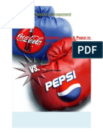 Cola Wars Continue