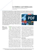 Pediatría - Hypertension In Children And Adolescents