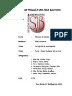 trabajomonograficorestaurantpuntoysabor-110521002228-phpapp02