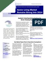ACI - Market Newsletter Q1 2014