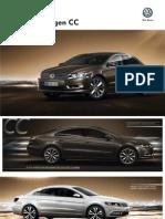 Volkswagen Cc Katalog
