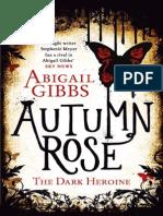 Autumn Rose - Extract