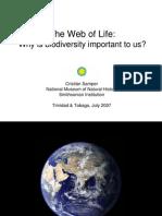 Public Lecture Series 2007