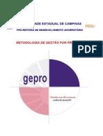 METODOLOGIA DE GESTÃO POR PROCESSOS