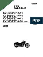DRAGSTAR 650 1997