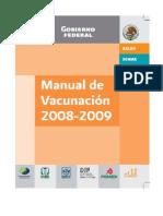 Pediatría - Manual Vacunación