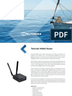 Flyer WiMAX Router En