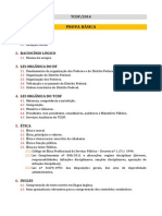 Edital TCDF Compilado