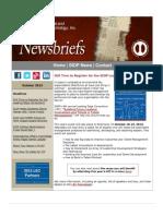 SIOP Newsbriefs