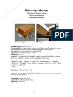 conservation report rbr pz6 a29 e s