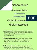 Edgardo Aula Luminescencia