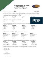 PreExamen AlgebraIP1
