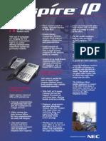 0893005-Rev3 Aspire Ip Datasheet