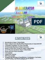 Boiler Presentation660 MW