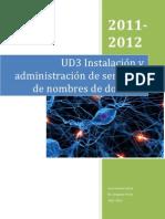 Ud3 Instalacic3b3n y Administracic3b3n de Servicios de Nombres de Dominio
