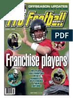 PFW - Vol. 23, Issue 04 (June 2, 2008) Off-Season Team Reports