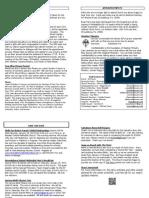 ESUMC News 1-12-14