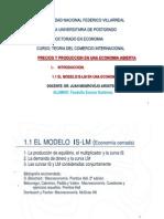 Introduccion. Modelo is Lm