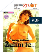 Erotski Roman 006 - Jackie Collins - Zelim Te