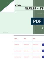 XLR 125 2000 - 2002