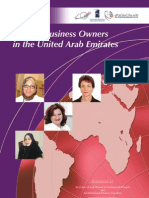 Women Business Owners in the United Arab Emirates (December 2007)