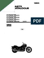 DRAGSTAR 650 1999