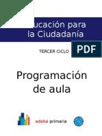 educ.ciudadania programación