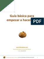 Guia Básica para Hacer Pan