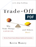 Trade Off by Kevin Maney - Excerpt