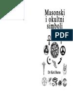 Keti Barns - Masonski i Okultni Simboli