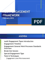 Internal Controls Engagement Framework