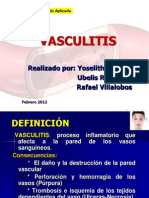 Vasculitis Master Dermatologia