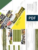 WUP HS brochure