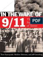 In the Wake of 911 the Psychology of Terror