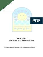 Proyecto EducativoTEL