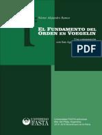 A Ramos ElFundamento Del Orden en Voegelin