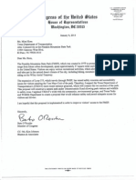 O'Rourke Letter to TxDOT on FMSP Connectivity