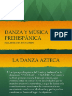 Danza y Musica Azteca