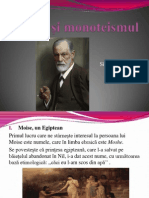 Moise Si Monoteismul